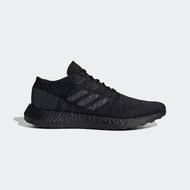 adidas PUREBOOST GO 全黑 編織 慢跑鞋 女段 f35786