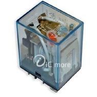 LY2N-J-DC12V OMRON LYJ系列 (附燈)小型功率繼電器RELAY(含稅)【佑齊企業 iCmore】