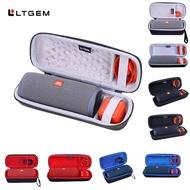 เคสLTGEM EVAสำหรับJBL FLIP 5 4 FLIP 3 ลำโพงบลูทูธแบบพกพากันน้ำ-กระเป๋าเดินทางกระเป๋าถือกระเป๋า