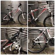 二手捷安特腳踏車Giant revel  27速 登山車越野車二手捷安特變速車台北市二手腳踏車收購買賣line 0960060026