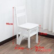 梯凳 小凳子折疊便攜實木家用梯凳梯子置物架免安裝省空間室內登高凳子T 3色 凱斯頓