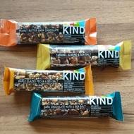BE-KIND堅果棒 海鹽黑巧克力/海鹽楓糖山核桃/海鹽焦糖杏仁/花生醬黑巧克力