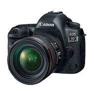 CANON EOS 5D Mark IV+24-70mm F4 單鏡組*(中文平輸)