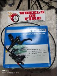 Shimano Deore Hydraulic Disc Brake