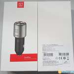 OnePlus Warp Charge 30 Car Charger (Graphite)