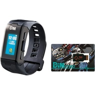 (Instockx1)Bandai Vital Bracelet VB Digimon Digital Monsters ver. black with black roar