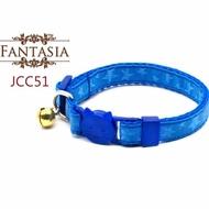 【JCC51】成貓安全項圈(S) 安全插扣 防勒 貓項圈 鈴鐺 范特西亞 Fantasia