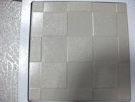 【正新建材磁磚行、白馬磁磚銷售】國產石英磚 格紋止滑磚  浴室 廁所  20 * 20 cm 地磚