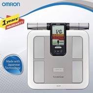 Karada Scan Body Composition Monitor Weighing Scale  HBF-375 by Omron Body Fat Analyzer