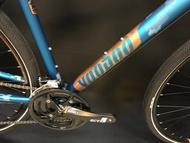 Voodoo Marasa Hybrid Bike - Turquoise Blue