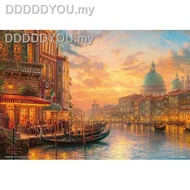 ☒۩☸☈JAPAN import Jigsaw Puzzles BEVERLY 1000PCS Adult puzzle Sunset Venice11111