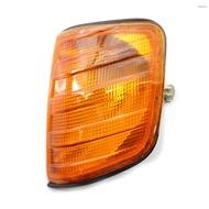 GZ.L086ML左邊花紋黃色角燈適用於奔馳W124