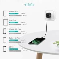 ศูนย์ไทย มีประกัน คุณภาพดี หัวชาร์จเร็ว หัวชาร์จ CHOETECH หัวชาร์จเร็ว Type-C PD 18W / สาย USB Type-C cable 60W 1M or 2M หัวชาร์จไอโฟน หัวชาร์จsamsung หัวชาร์จมือถือ หัวชาร์จฟาสชาร์จ หัวชาร์จยี่ห้อไหนดี หัวชาร์จรุ่นไหนดี