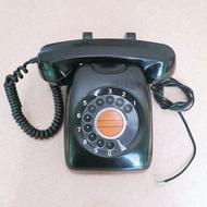轉盤式 復古室內電話 40年老古董