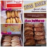 Tipas Hopia Freshly Baked