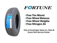 Fortuner 185 R14C 8PR 102/100Q FSR-101 Clevanto Tire