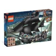 Lego 4184 黑珍珠號 神鬼奇航 二手有盒有書 (4195 10210 參考)