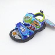 Tomica多美小汽車~🆕可愛汽車造型 發光兒童休閒涼鞋