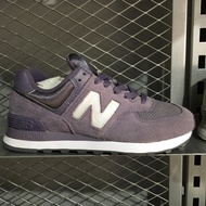 New balance 574 女休閒鞋 紫 (WL574FHB)