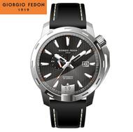 Giorgio Fedon 喬治菲登1919 TIMELESS VIII永恆系列運動版機械錶 GFCI001 黑/45mm