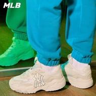 【MLB】復古老爹鞋 拼接撞色休閒鞋 側邊Logo 紐約洋基隊(32SHC3111-50I)