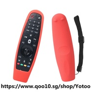 Smart OLED TV Protective Silicone Covers  for LG AN MR600 AN MR650 AN MR18BA Magic Remote Control Ca