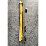 steel hook☒✸Relix Nusantara Rod Capung 702 Ul