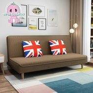 DINO Shelbie Durable 2-Seater / 3-Seater Foldable Sofa Bed