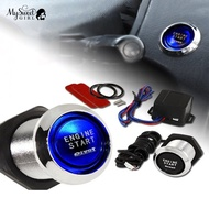 Car Ignition Switch/thor One Key Start Button/car Modification Engine Start Button Open