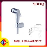 MOCHA BIDET SPRAY WHITE 1.2METER HOSE LENGTH