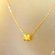 สร้อยคอเงินชุบทอง จี้เฮช(H)ทองคำ 99.99% น้ำหนัก 0.1 กรัม ซื้อยกเซตคุ้มกว่าเยอะ แบบราคาเหมาๆเลยจ้า