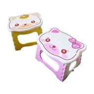 9612 可愛卡通折疊椅 收納椅 小折凳 兒童椅