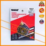 OKO Yamaha Rxz 135 Rxz135 Rxz-135 Speedo Meter Gear / Meter Gear Alloy Speedometer Racing Motosikal Motorcycle Parts