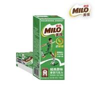 【Nestle 雀巢】美祿巧克力麥芽牛奶飲品198mlX24(經典原味)