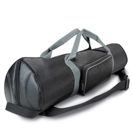 Padded Tripod Case Bag by USA Gear - Holds Tripods from 21 to 35 Folded with Shoulder Strap, Adjusta