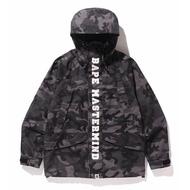 現貨 全新 A BATHING APE x mastermind JAPAN SNOWBOARD JACKET 聯名外套