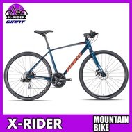Giant Escape 2 bicycle leisure sports fitness adult male 21 speed bicycle flat handed road bike