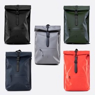 RAINS 唯一授權正品 ROLLTOP RACKSACK 精品後背包  捲閉式  登山背包 防水材質 丹麥品牌