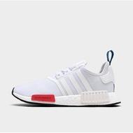 正版Adidas NMD R1 歐美限定 男鞋 白色 紅色 藍色 日文字 FX4291 休閒鞋