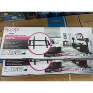 NUODI TV Flat panel wall mounted bracket 32 inch to 80 inch flat panel display TV LED LCD PDP load 50kg