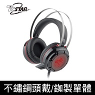 TCSTAR TCE9600BK 電競有線耳機麥克風