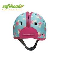 【SafeheadBABY】英國 學步防撞安全帽 (薄荷蘑菇)