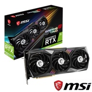 MSI 微星 GeForce RTX3060 Ti GAMING X TRIO 顯示卡