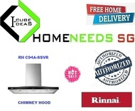 RINNAI RH-C94A-SSVR Chimney Hood | Electronic Touch Control | AUTHORIZED DEALER | FREE DELIVERY