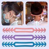 口罩護耳神器繽紛色防耳痛口罩延長帶減壓帶 軟TPR材質防勒耳朵 口罩掛勾卡扣 防勒耳神器