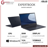 ASUS NOTEBOOK (โน้ตบุ๊ค) EXPERTBOOK B9450FA-BM0209T