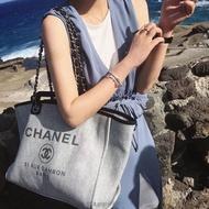 【免運費】Chanel 沙灘包