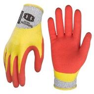 Seibertron - S-Flexible 03 五級防切割 手套 工業 耐磨 防滑 防水 防油 安全 手套 EN388 4544D