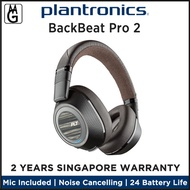 Plantronics BackBeat Pro 2 | Wireless | On-Demand Active Noise Cancelling Headphones + Mic