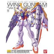 【鋼普拉】現貨 BANDAI 鋼彈W MG 1/100 XXXG-01W WING GUNDAM Ver.Ka 飛翼鋼彈